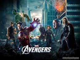 avengers movie logo wallpaper
