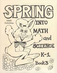 spring into math and science k 1 aims education foundation