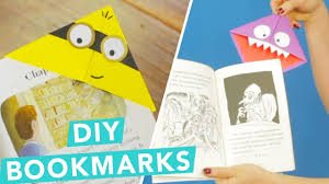 easy diy children u0027s bookmarks nailed it youtube
