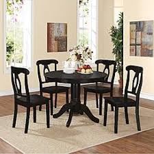 black dining room set small dining room sets sears