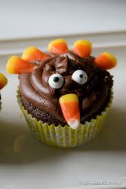 thanksgiving turkey cupcake cake turkey cupcakes a few shortcuts