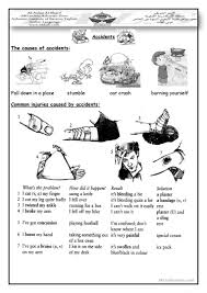Halloween Comprehension Worksheets 17 Free Esl Accidents Worksheets