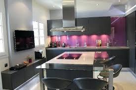 meuble de cuisine gris anthracite peinture cuisine blanche meuble cuisine gris anthracite couleur