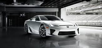 lexus sport car lfa why the lexus lfa shocked the world