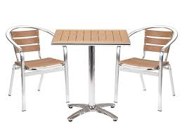 cafe table and chairs buy paulo square cafe table with two chairs free delivery