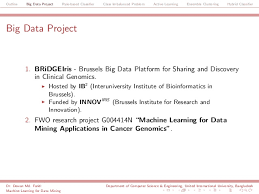 big data class data mining predict the future
