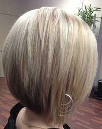 blonde bobbed hair with dark underneath 25 best layered bob pictures bob hairstyles 2017 short