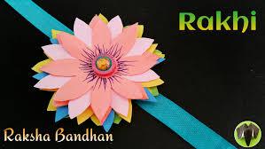 handmade flower bracelet images Flower rakhi bracelet for raksha bandhan design 3 diy jpg