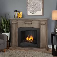 Gel Fuel Tabletop Fireplace by Real Flame Adelaide Gel Fuel Fireplace U0026 Reviews Wayfair