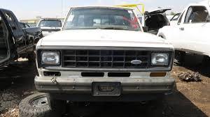 nissan ranger junkyard treasure 1987 ford ranger autoweek