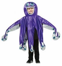 Octopus Halloween Costume Octopus Costumes Sea Creature Costumes Brandsonsale