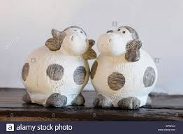 clay sheep ornaments stock photo royalty free image 56412452 alamy