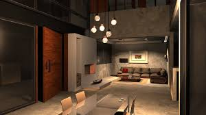 Livingroom Lighting Living Room At Night Home Decorating Interior Design Bath