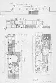 Casa Batllo Floor Plan 1933 37 Villa Edstrand Falsterbo Sweden Sigurd Lewerentz