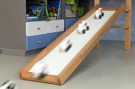 de breuyn loft bed with slide