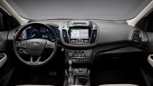 ford escape 2017 black 2017 ford escape unveiled with sync 3 and new safety tech