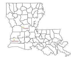 Lake Charles Louisiana Map by Louisiana Services Compass Health Network