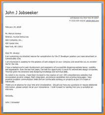 10 it cover letter examples ledger paper