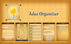 idea organizer idea organizer free download for blackberry bold curve storm and