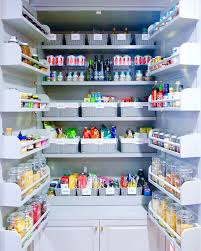 Kitchen Pantry Organizer Ideas by Gwyneth Paltrow U0027s Perfectly Organized Pantry Is Nothing Short Of