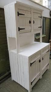 Pallet Kitchen Cabinets  Hutch Pallet Kitchen Cabinets Pallets - Kitchen cabinet with hutch