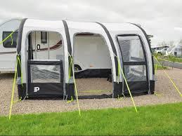 390 Awning Prima Deluxe 390 Practical Caravan