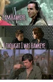 Hawkeye Meme - amhawkeye thoughti was hawkeye meme on me me