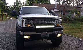 30 inch led light bar totron tlb3180 30 dual row led light bar