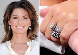 52nd wedding band shaina s wedding rings engagement and wedding