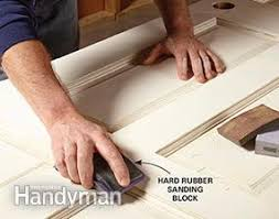 how to paint a door u2014 expert tips from the family handyman