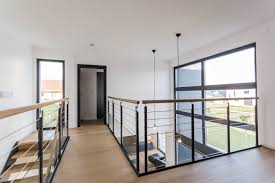 maison bois interieur maison design et performante à ossature bois par innov u0027habitat