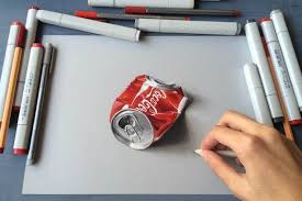 hyper realistic 3d sketches by this mumbai college student are