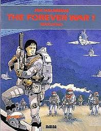 the forever the forever war comics