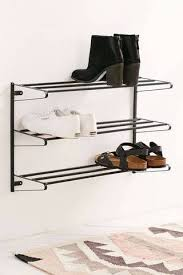 wall mounted shoe cabinet 26 tiny apartment finds that are basically genius small apartment