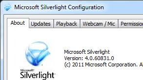 Microsoft Silver Light Silverlight 5 Offline Installer Direct Download Links