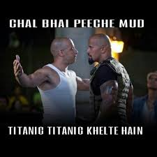Titanic Funny Memes - what are the funniest hollywood memes with hindi text quora