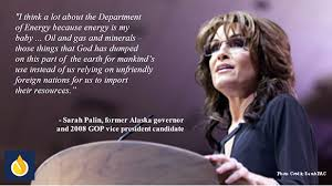 Who Is The Head Of The Department Of Interior Sarah Palin For Energy Chief Trump Considers Cabinet Nominees
