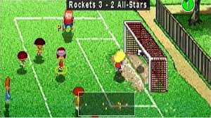 backyard soccer ps1 gameplay youtube