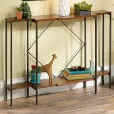 Narrow Sofa Table Narrow Sofa Table Wayfair