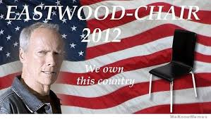 Clint Eastwood Chair Meme - best of the clint eastwood talking to a chair meme weknowmemes