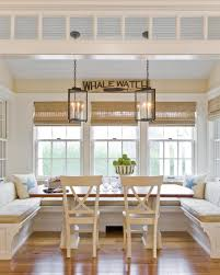 beachy keen the boston globe dining nook banquettes and nook