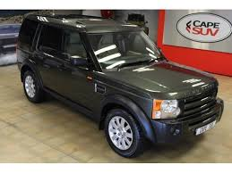 only 154 000 km 2005 land rover discovery 3 td v6 hse auto 7