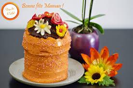 Fleurs Pour Fete Des Meres Gâteau Pot De Fleurs Pour La Fête Des Mères Elise Dit à Table