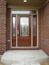 impressive tile standard garage door sizes and brick wall design