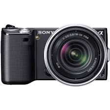 amazon com sony alpha nex nex5k s digital camera with