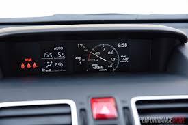 subaru wrx cvt interior 2016 subaru wrx sti review track test video performancedrive