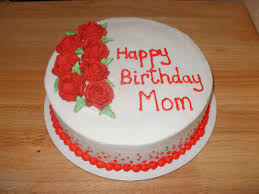 great birthday cakes for mom image inspiration of cake and