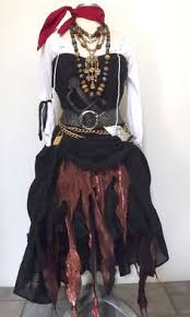 Halloween Pirate Costumes Pirate Halloween Costume Including Passionflowervintage