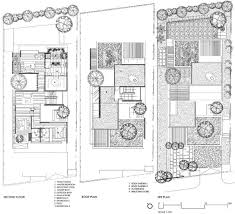 site plans for houses second floor roof site plans sunset vale house singapore by