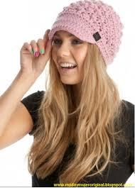 modelos modernos para gorras tejidas con 11 gorros tejidos juveniles para gorros tejidos